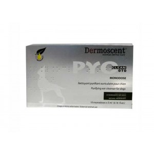 Dermoscent Pyo Clean Oto monodoza 10x5ml