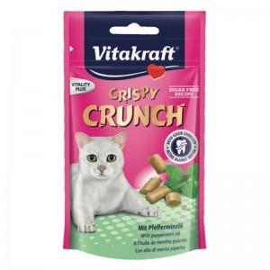 Delicii Pisica Crispy Crunch Dental 50 g